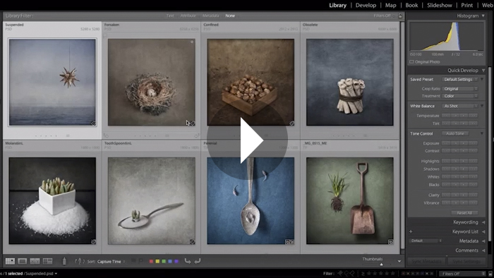 How to Copy Files to an External Hard Drive in Lightroom