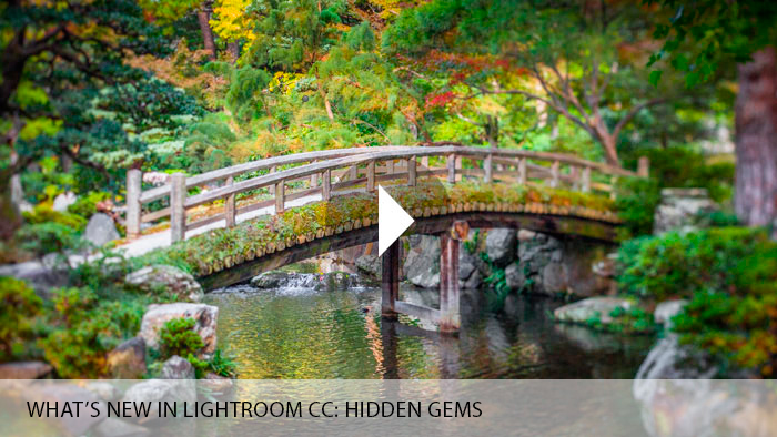What's New in Lightroom CC: Hidden Gems